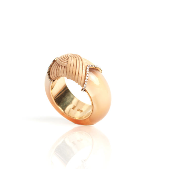 Silvia Furmanovich ring