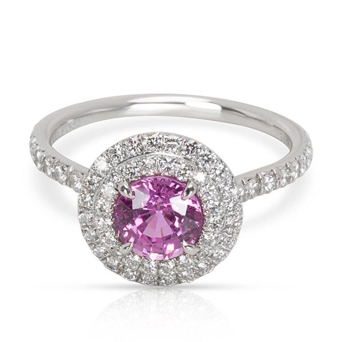 Tiffany Soleste ring