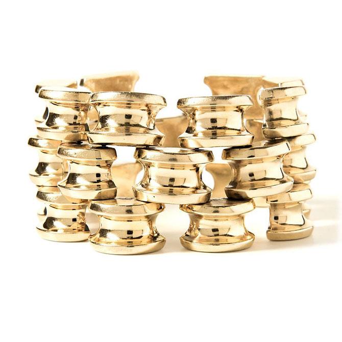 Tiffany Co 14k retro bracelet