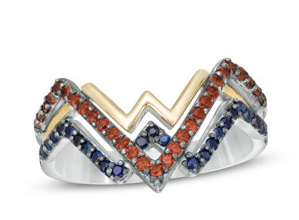 Zales Wonder Woman ring