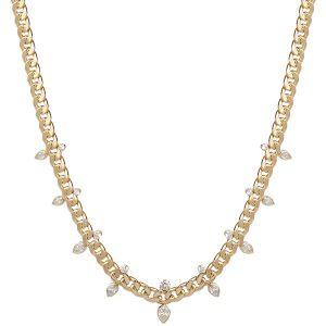 Zoe Chicco Paris diamond necklace