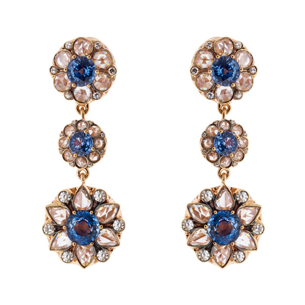 Beirut Earrings By Selim Mouzannar