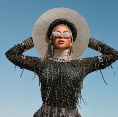 Beyonce Laurel DeWitt pieces
