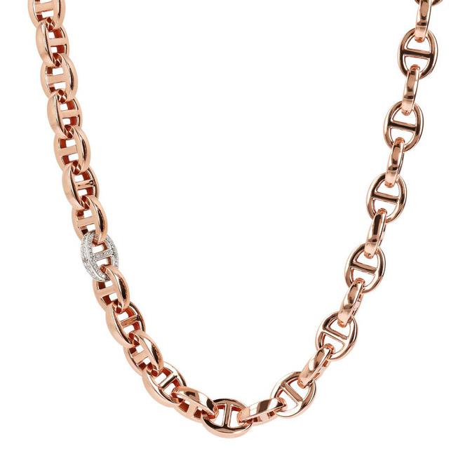 Bronzallure Marine chain necklace