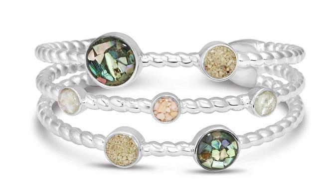 Dune Jewelry Seven Sand bracelet