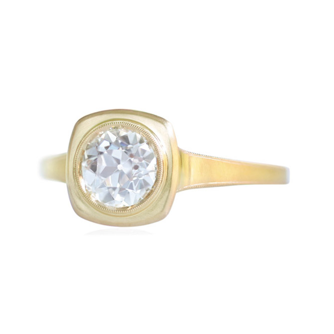 Erika Winters Jin engagement ring