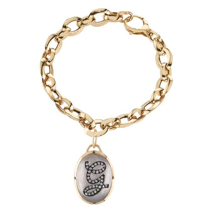 Gigi Ferranti charm bracelet