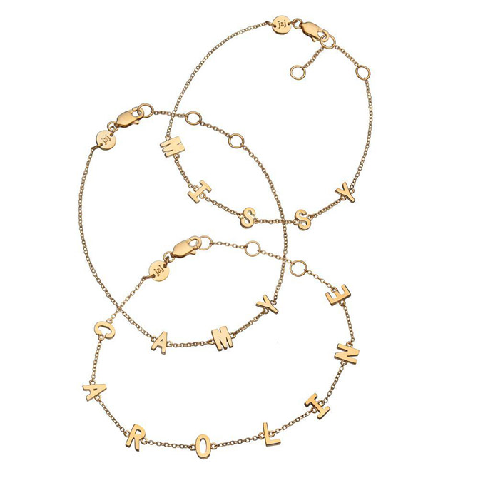 Jennifer Zeuner Emerson bracelet