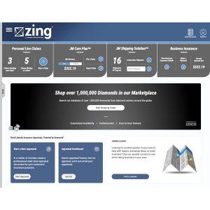 Jewelers Mutual Zing platform