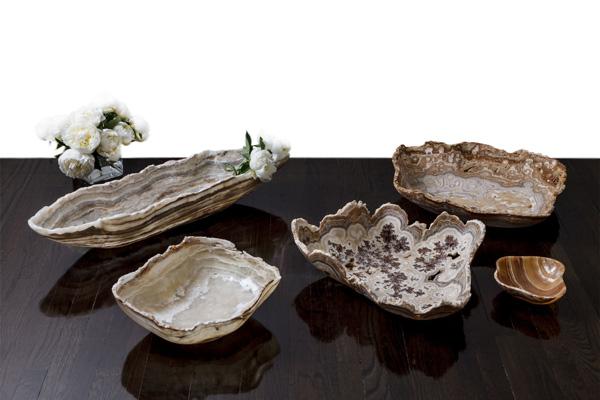 Kimberly McDonald agate vessels