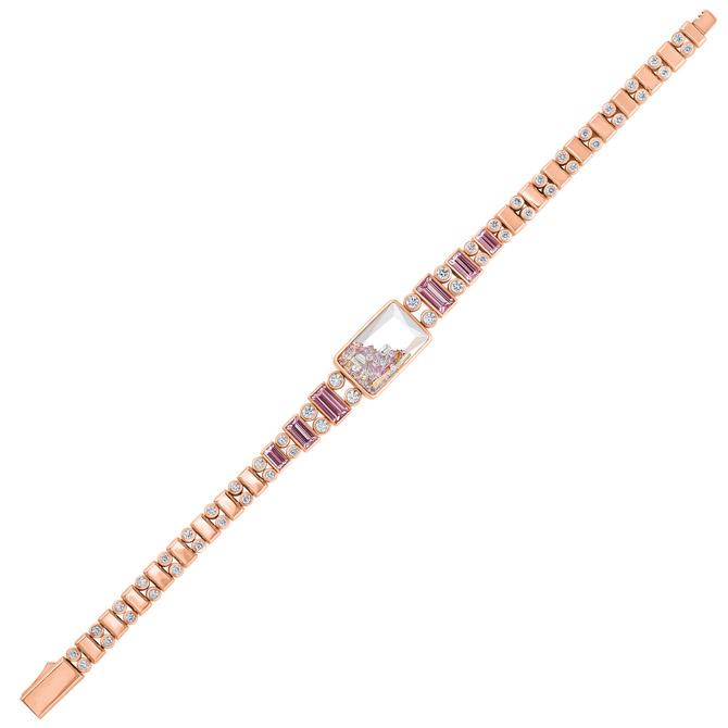Moritz Glik tennis shaker bracelet