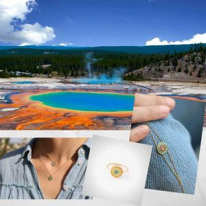 Sophie Dagon Yellowstone collection