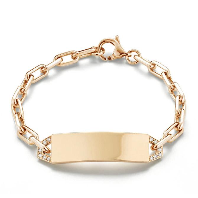 Walters Faith ID bracelet