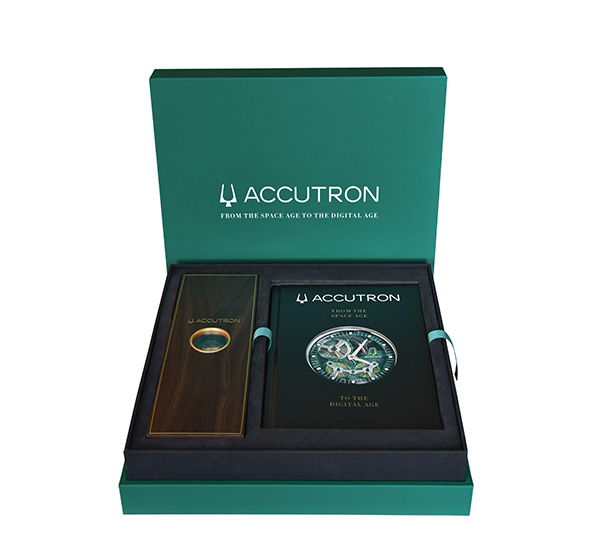 Accutron book box set