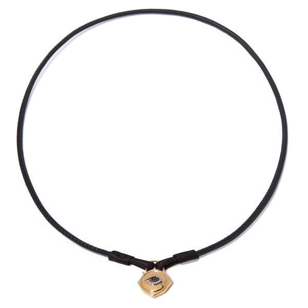 Annoushka Lovelock evil eye necklace