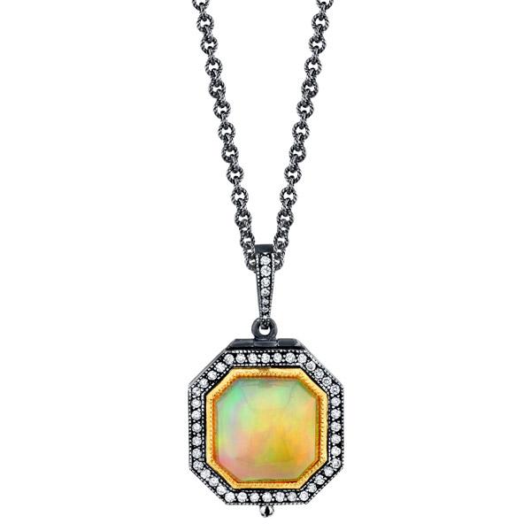 Arman Sarkisyan opal pendant