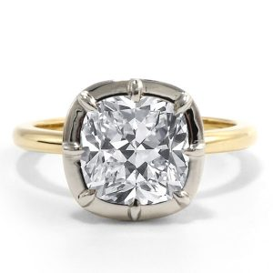 Ashley Zhang Collet engagement ring