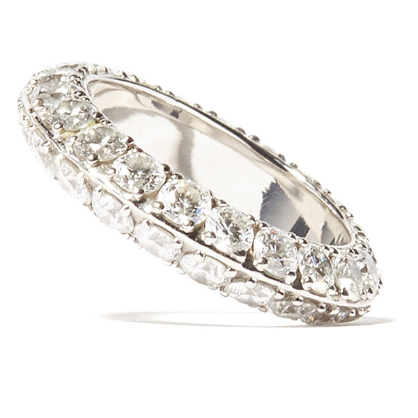 Campbell Charlotte wedding band