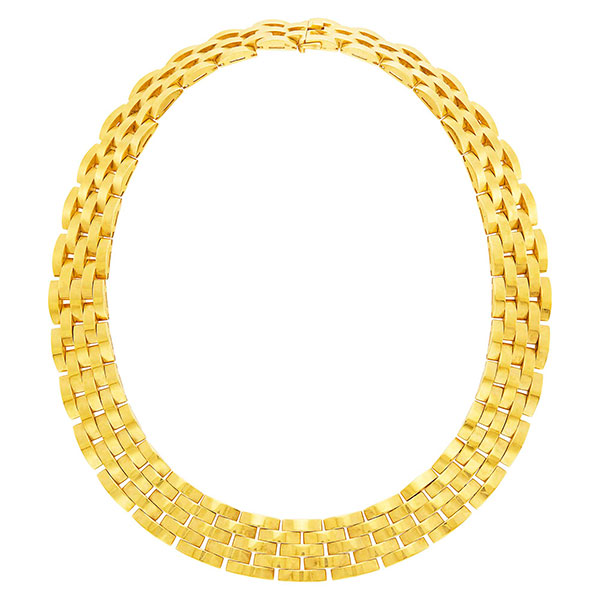 Doyle Cartier Panthere necklace