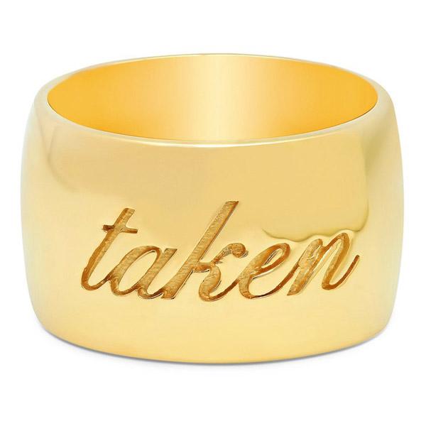 Established Taken ring
