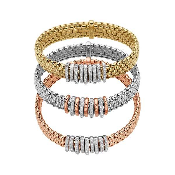 Fope bracelets Vicenza Oro 2020