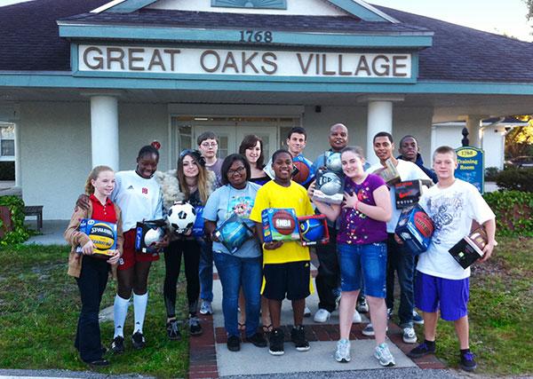 Great Oaks Village foster center