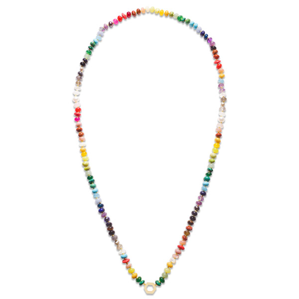 Harwell Godfrey rainbow foundation necklace