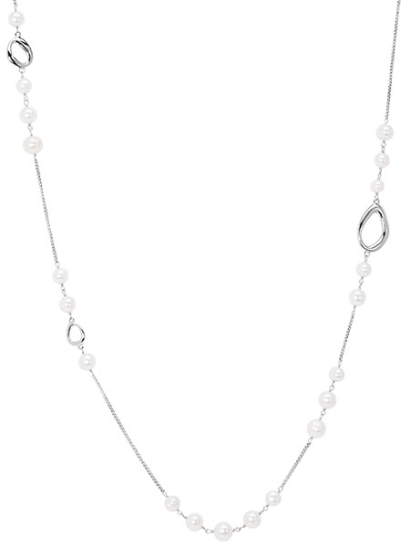 Honora necklace gifted by Mountz