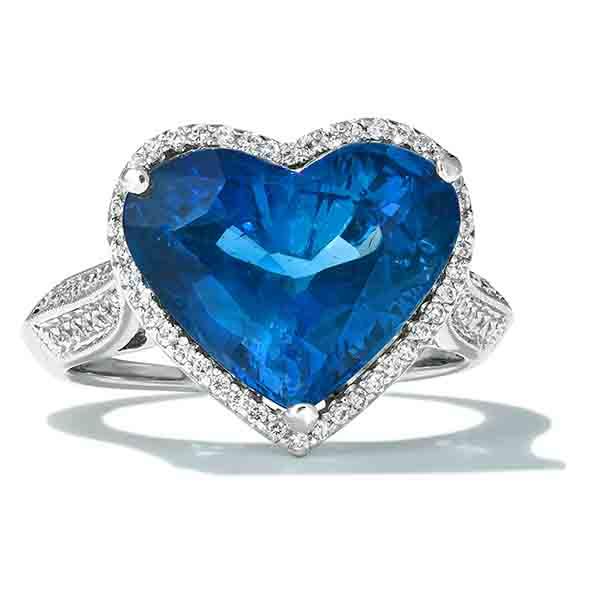 Le Vian heart ring