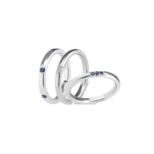 Michael Bondanza stackable rings
