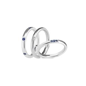 Michael Bondanza stackable rings