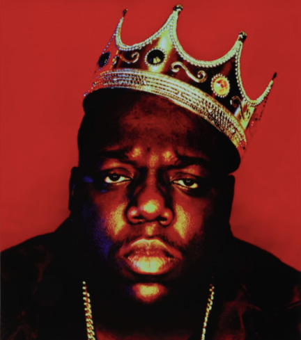 Biggie's crown sells for $595,000 at hip-hop auction