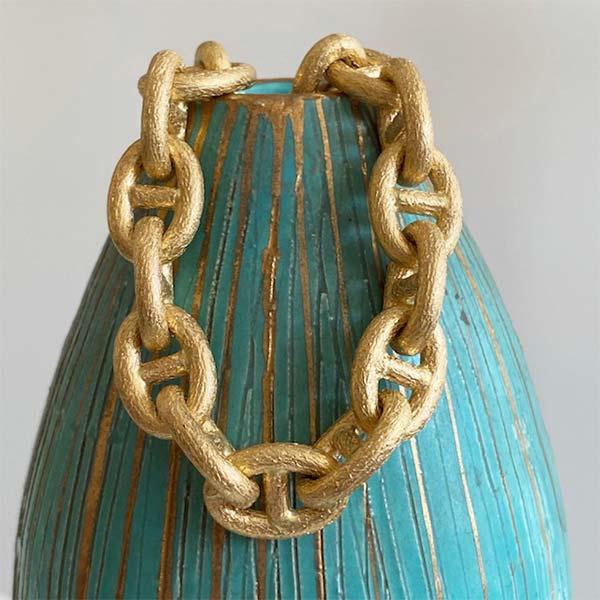 Particulieres anchor link bracelet