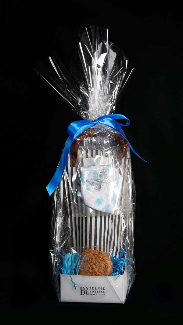Penny Preville gift bag wrapped