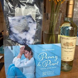 Penny Preville gift bag