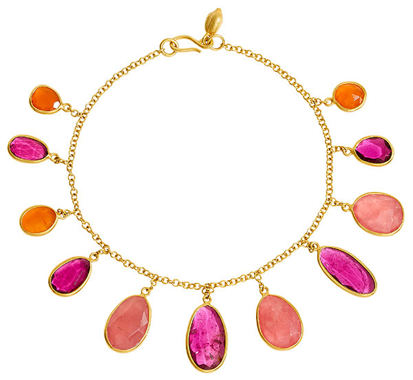 Pippa Small rosy dawn bracelet