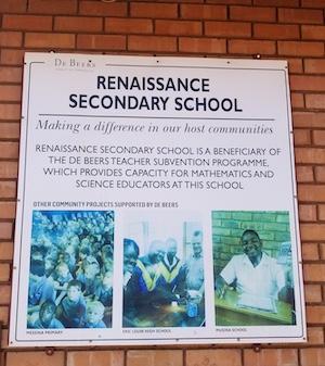 Renaissance Secondary School