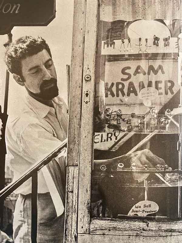 Sam Kramer 1941