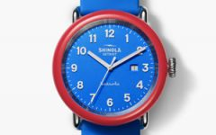 Shinola I am a Voter watch