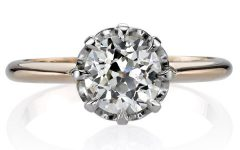 Single Stone Josilyn engagement ring