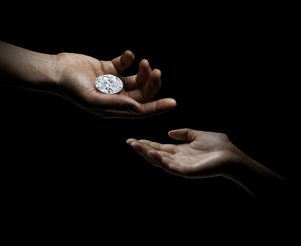 Sothebys diamond hands