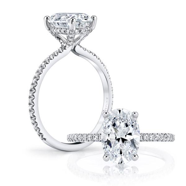 Sylvie Collection Maryam ring