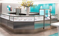 Tiffany temp flagship store
