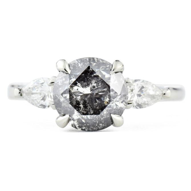 Valerie Madison Zara engagement ring