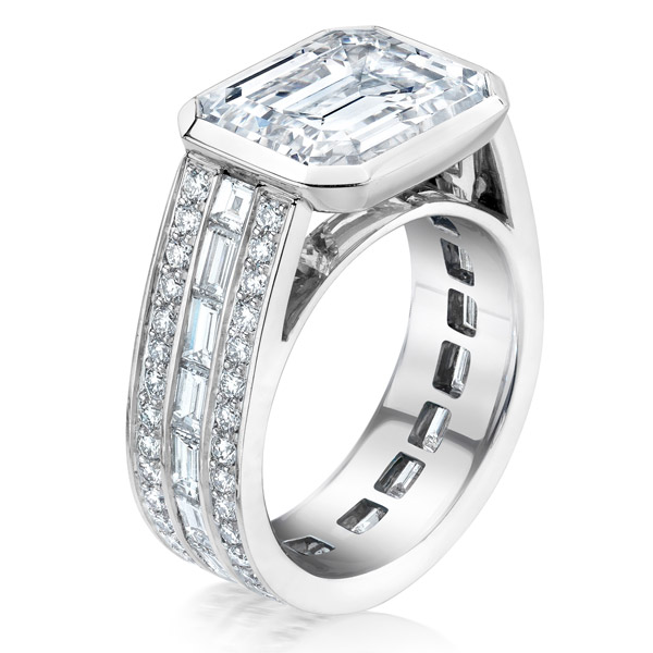 Walters Faith engagement ring