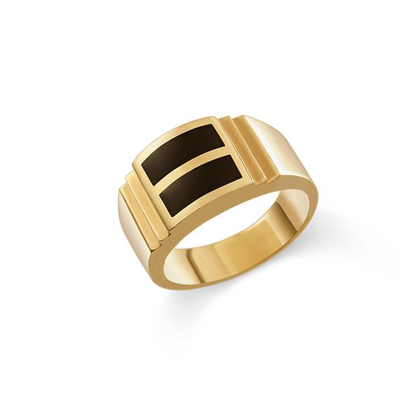 Alice Pierre deco ring
