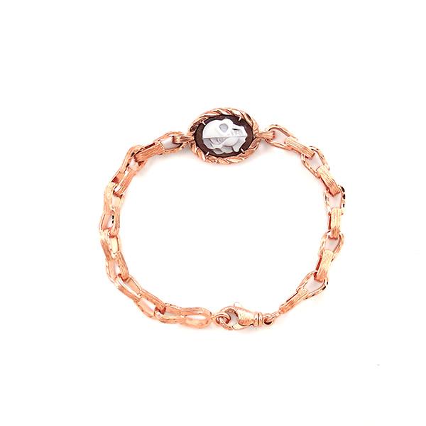 Amedeo cameo bracelet