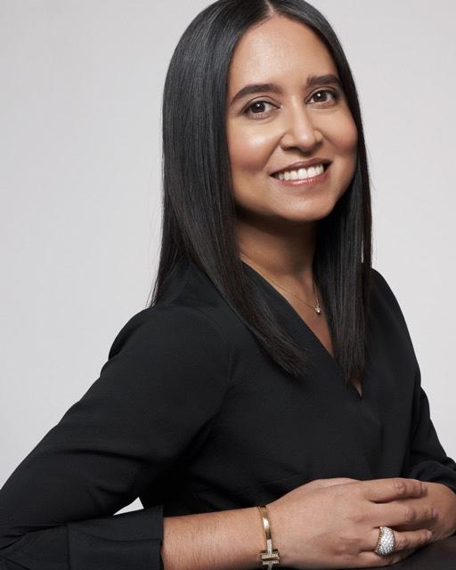 Anisa Kamadoli portrait