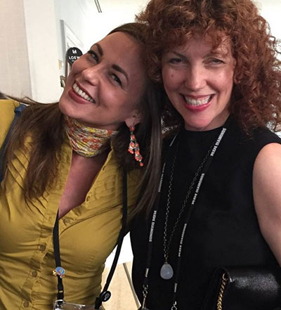 Barbara Palumbo and Monica Stephenson