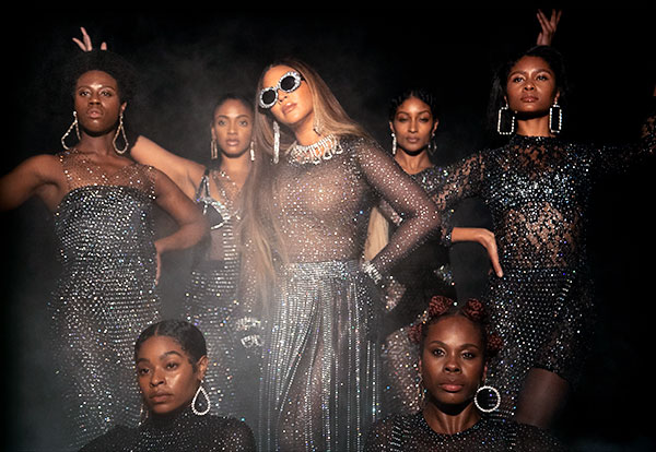 Beyonce Black Is King video